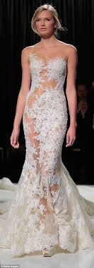 wedding dresses panama city fl near wedding dresses hit the catwalk at bridal fashion week
