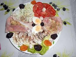 recette de cuisine pour le soir recette d une salade gourmande pour ce soir