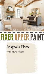fixer upper paint antique rose the weathered fox pinterest