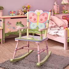 fantasy fields magic garden kids rocking chair u0026 reviews wayfair