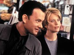meg ryans hairstyle inthe movie youv got mail you ve got mail 15th anniversary people com
