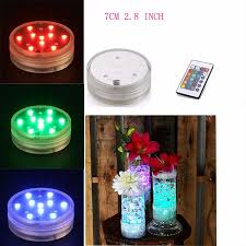 Submersible Led Light Centerpieces by Lighted Centerpieces Promotion Shop For Promotional Lighted