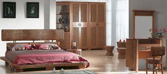 Elegant Bedroom Furniture by Unique Wicker Bedroom Furniture Homianu Co