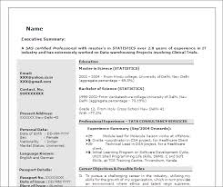 Data Warehouse Resume Sample by Sas Programmer Developer Free Resume Template