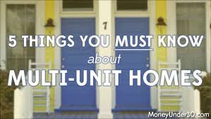Multi Unit House Plans So You Wanna Buy A Duplex 5 Things To Know About Multi Family Homes