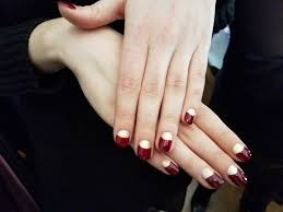 backstage beauty at nyfw nail art tricks to try at home