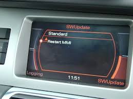 audi 2g mmi update mmi 2g software update to version 5570 mr fix info