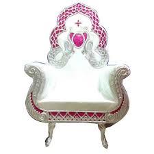 wedding chair modern wedding chair at rs 10500 pair shahdara delhi id