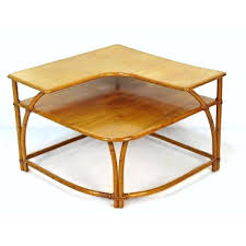 small unique coffee tables awesome heywood wakefield coffee table household corner pertaining