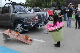 a simple homemade halloween costume and a dia de los muertos altar