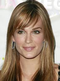framed face hairstyles with bangs the best and worst bangs for long face shapes beautyeditor