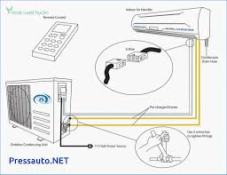 mitsubishi mini split mitsubishi split air conditioner wiring diagram wiring diagram