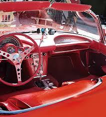 custom c3 corvette dash al knoch interiors original corvette interior parts manufacturer