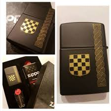 zippo design zippo lighters with croatian pleter design uniq gifts australia