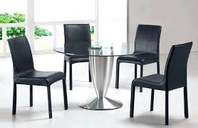 Leather Dining Room Chairs by Modern Dining Table Sets On Sale Modern Dining Table And Chairs Uk