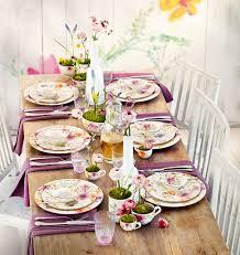 villeroy boch mariefleur dinnerware contemporary dining room