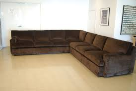 Backless Sectional Sofa Stunning Large L Shaped Sectional Sofas 80 About Remodel Backless