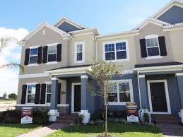 summerlake groves by m i homes windham townhome model winter