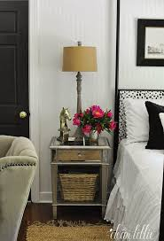 Pink Peonies Bedroom - dear lillie bright pink peonies and a new chair for the guest room