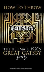 best 25 great gatsby themed party ideas only on pinterest great