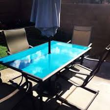 How To Spray Paint Patio Furniture Spray Painted Patio Table Ok How Many Of These Old Tables Have