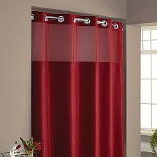 Curtains Extra Long Buy Extra Long Hookless Shower Curtain 80 Inch 72 Inch Owl