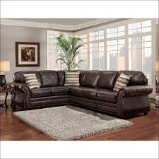 Fabric And Leather Sofa by Living Room Sofa Sectional With Recliner Reclining Leather Sofas