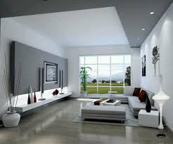 living small modern living room spaces with glass sliding door