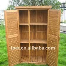 outdoor wood storage cabinet storage wood cabinets outdoor wood storage cabinets with doors