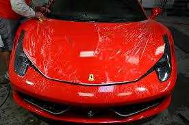 ferrari headlights ferrari 458 spider u2013 dbr auto detail