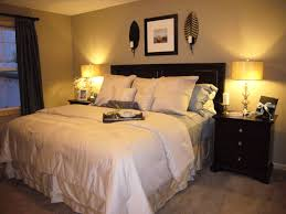 Popular Bedroom Colors by Small Bedroom Colors And Designs With Elegant Black Bed Design For