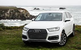 audi jeep 2015 2017 audi q7 release date price and specs roadshow