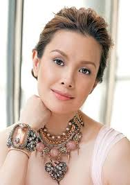 haircuts for philippine women lea salonga s chic unkempt updo for formal occasions philippines