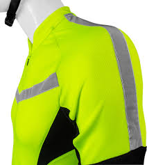 best bicycle jacket high vis reflective cycling jersey made for visibility and