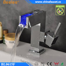 list manufacturers of waterfall led water tap buy waterfall led