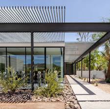 Natural Lighting Home Design Modernist Sonoran Desert Home Flooded With Natural Light