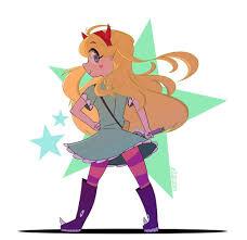 star butterfly ca poem cartoon amino