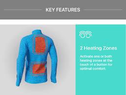 Body Comfort Heat Packs Polarseal Heated Tops By Polar Seal U2014 Kickstarter