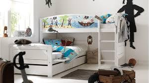 Lifetime Pirate Corner Solid Wood Bunk Bed HeadBed UK - Solid wood bunk bed