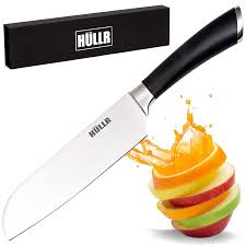 razor sharp kitchen knives hullr professional chef knife 7 inch stainless steel blade razor