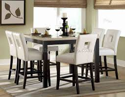 marvelous white leather dining room chairs on chair king with