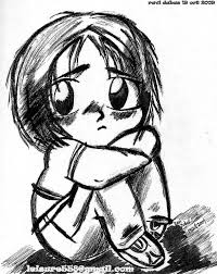 sad sketches of boys welcome to my leisure sad boy sketch anime