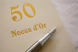 poeme 50 ans de mariage noces d or noces d or 50 ans de mariage
