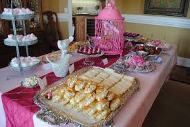 my parties feather her nest baby shower