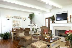 southern living home interiors cedar river farmhouse interior pictures cottage house plan by