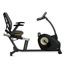 Recumbent Bike Under Desk by Gym Bicycle Recumbent Exercise Cycle Lifespan Fitness
