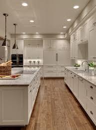 aspen white kitchen cabinets seattle aspen white granite kitchen transitional with downdraft vent