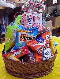 junk food basket junk food basket order form