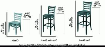 Standard Size Of A Sofa Sofa Graceful Amazing Bar Stools Height Stool Seat Diagram Sofa