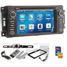 ebay jeep wrangler accessories 6 2 car gps dvd player navigation jeep wrangler unlimited
